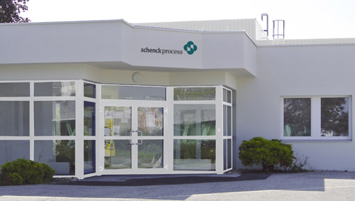 Schenck Process Group Location Austria