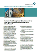 How to Meet New Emisson Regulations in Cement Plants