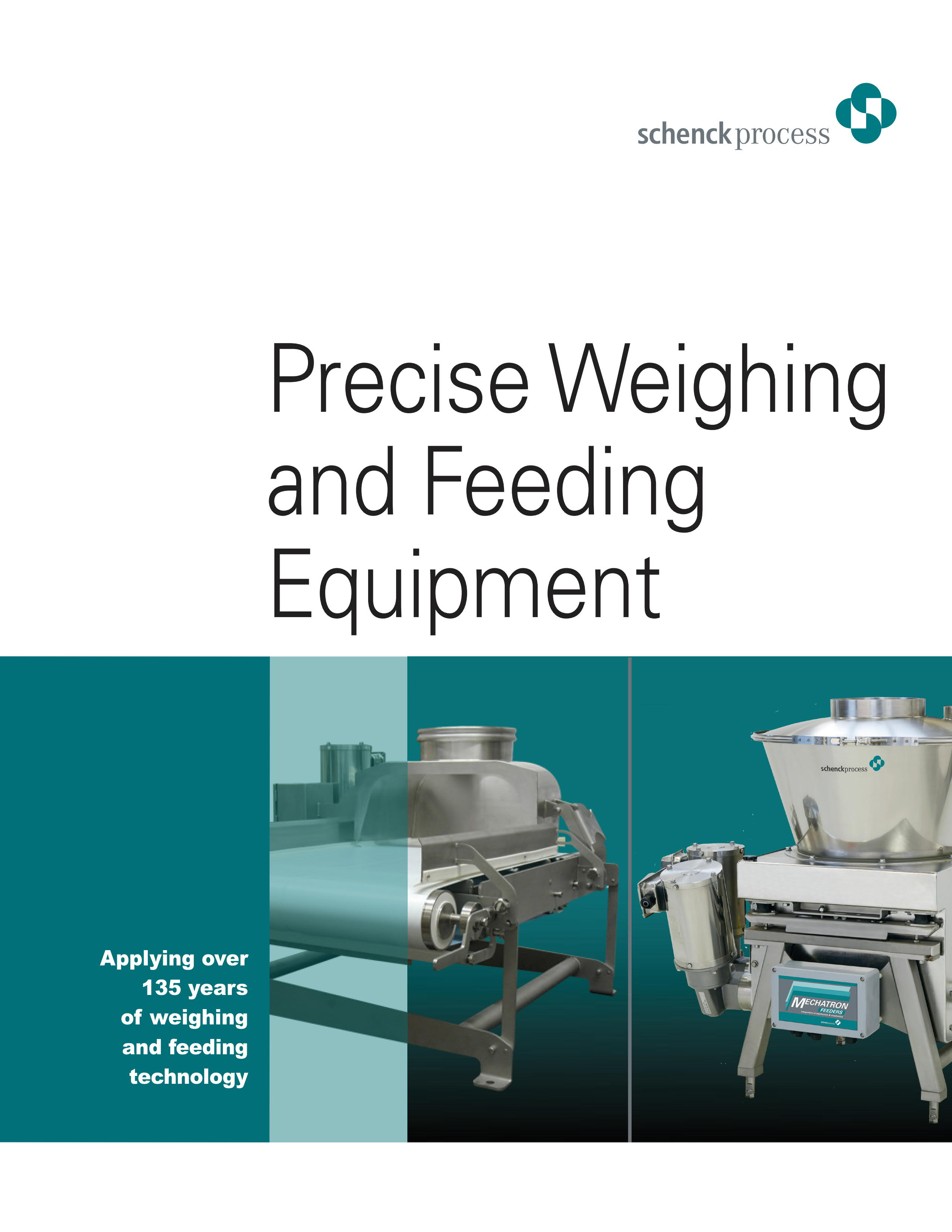 Precise Weighing and Feeding Equipment