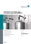 Engineering and design rules for hopper scales with SENSiQ®
