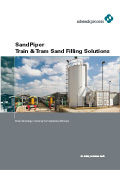 MULTIRAIL® SandPiper Train & Tram Sand Filling Solutions