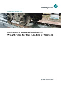 Weighbridge for Rail Loading of Cement