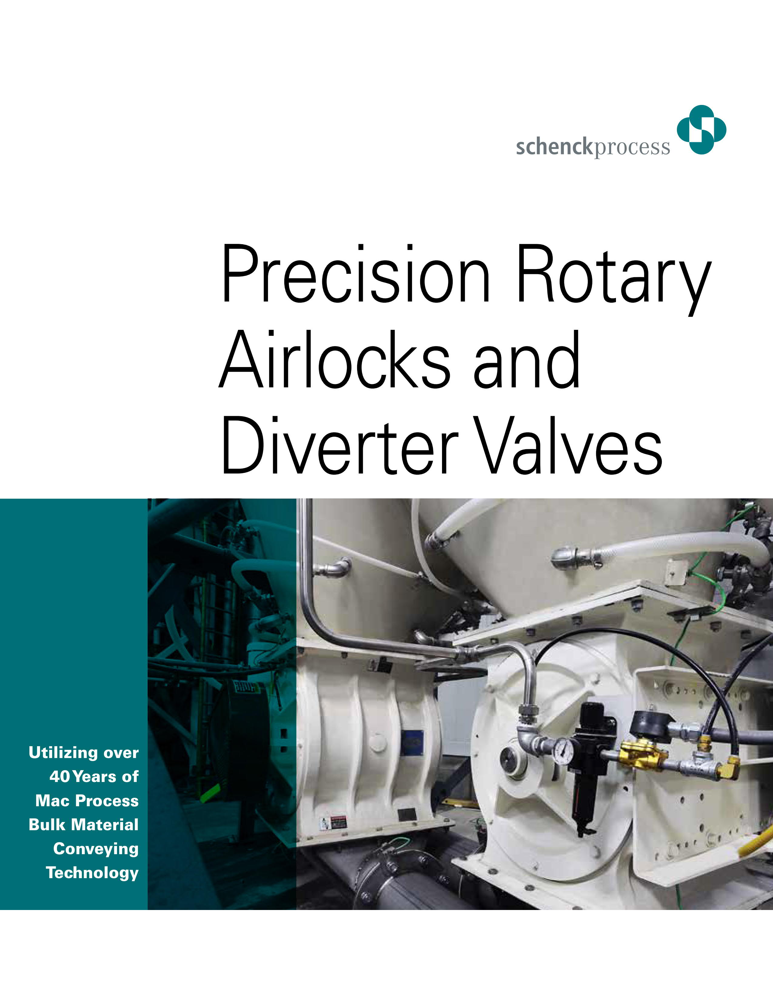 Precision Rotary Airlocks and Diverter Valves