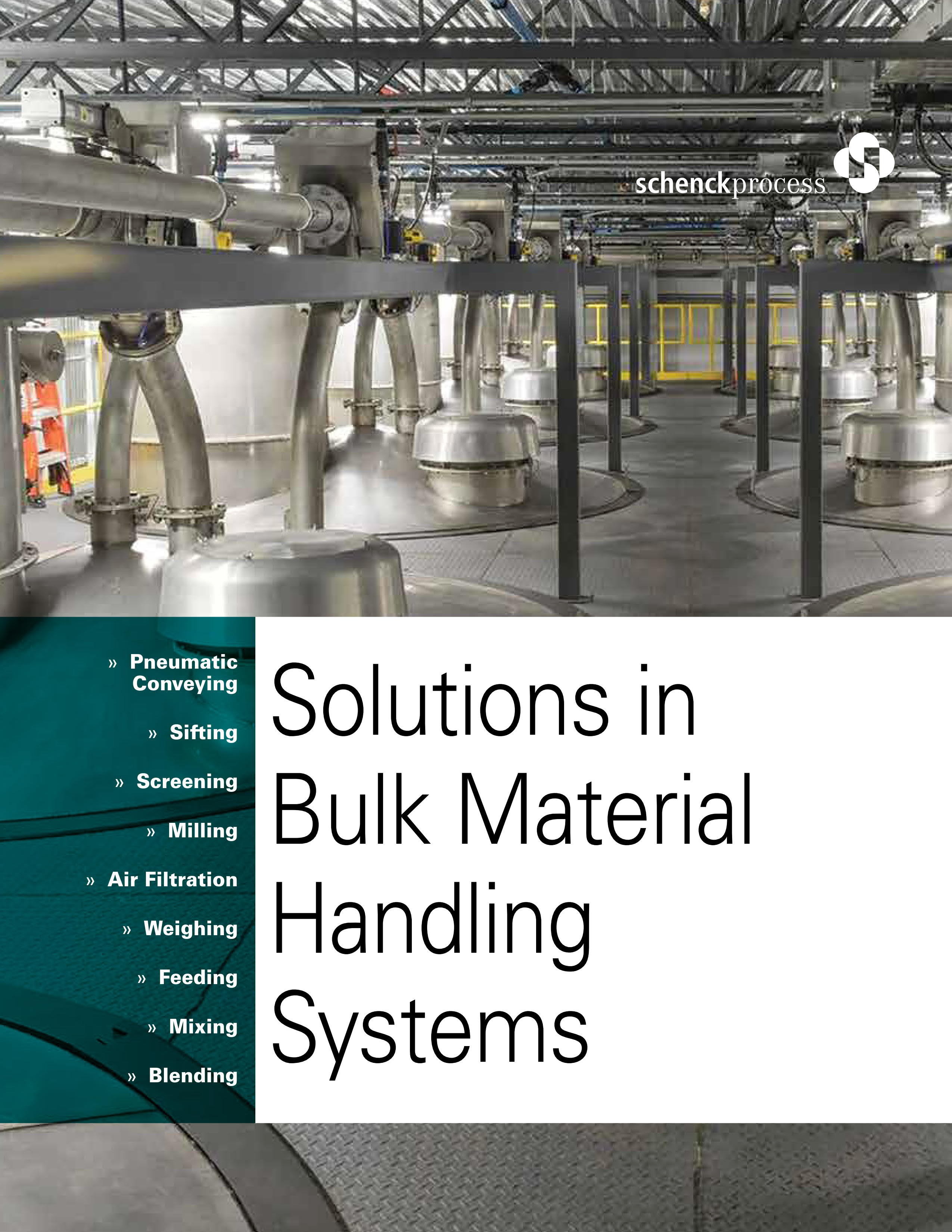 Solutions in Bulk Material Handling Systems