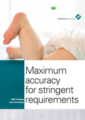 Maximum accuracy for stringent requirements
