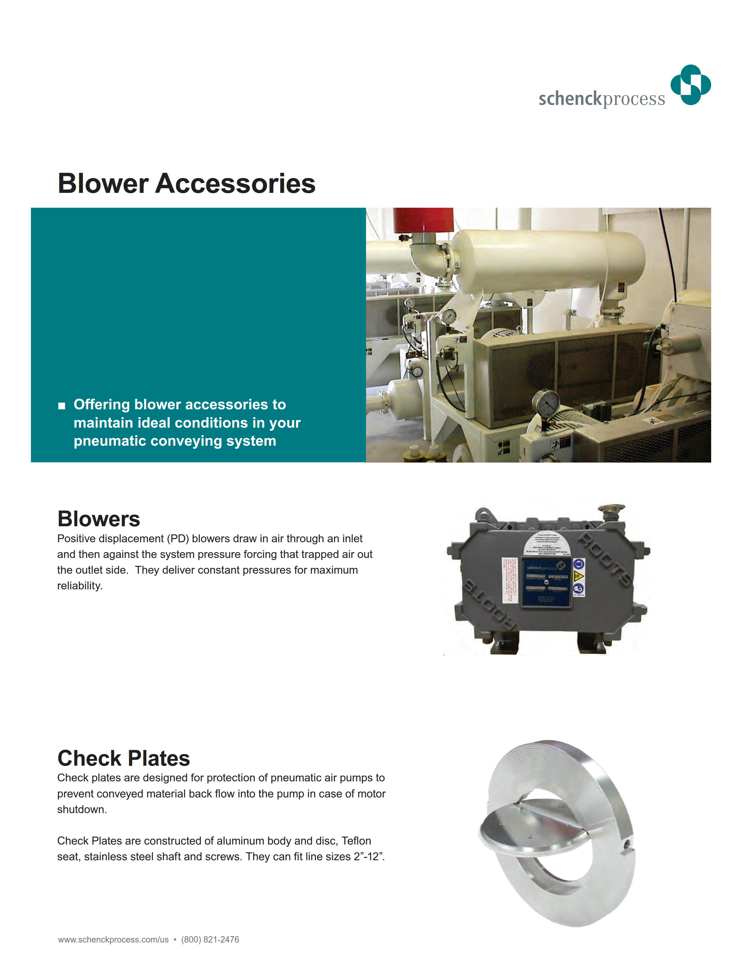 Blower Package Accessories