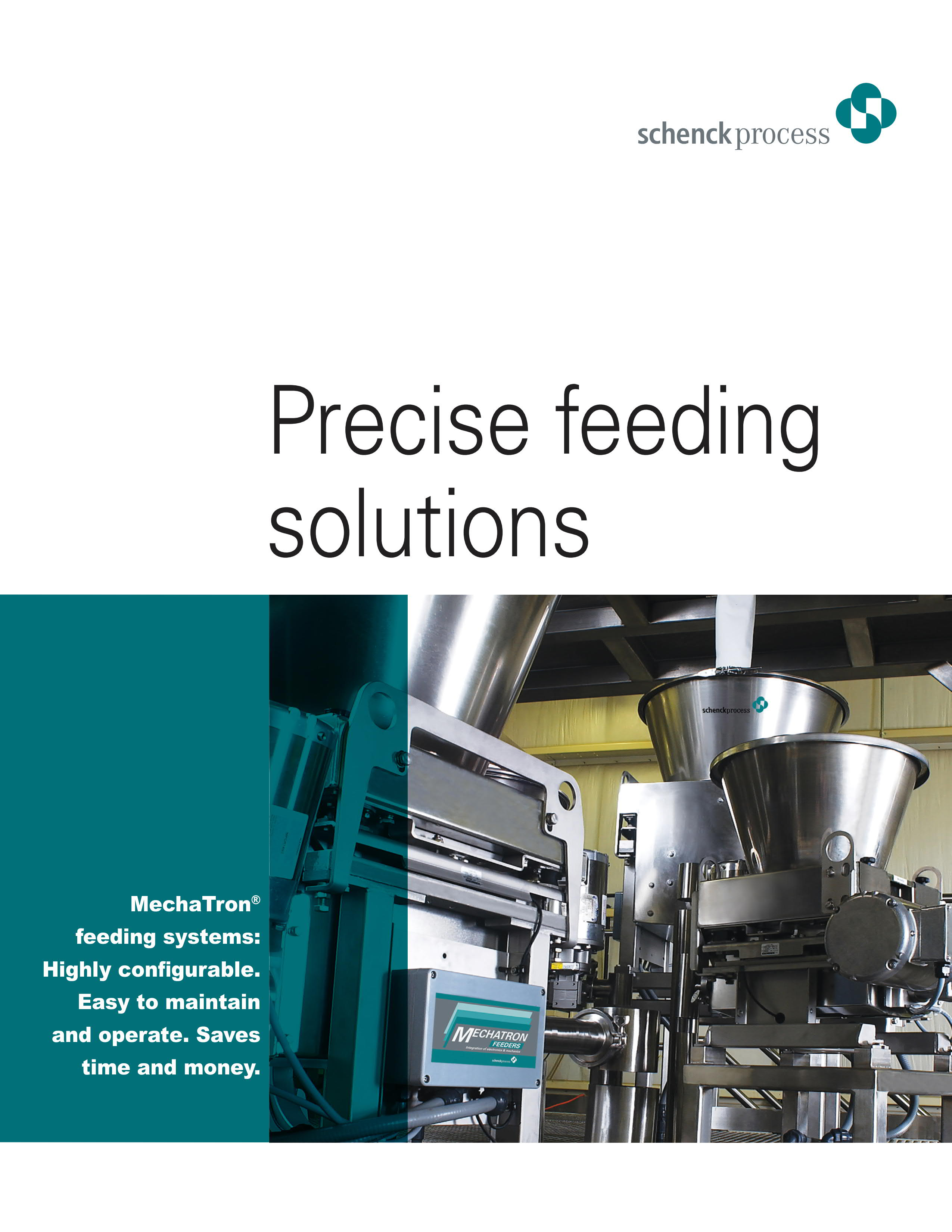 MechaTron® Precise Feeding Solutions (U.S. Version)