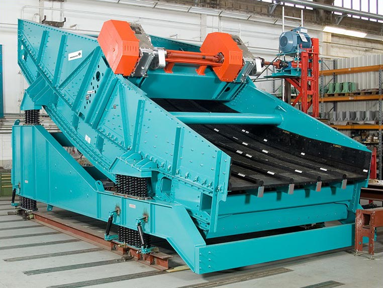 LinaClass® Vibratory screens