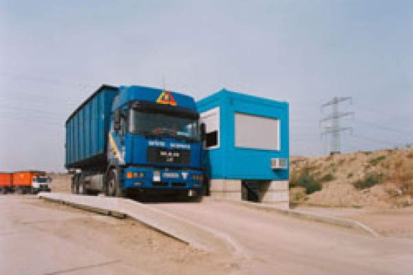 DFT-A weighbridge