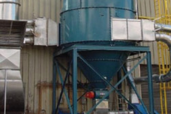 Mac PowerHouse (MPH) Baghouse Dust Collector