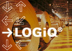 LOGiQ® - Loading automation in the steel industry