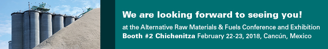 Alternative Raw Materials and Fuels Conference & Exhibition