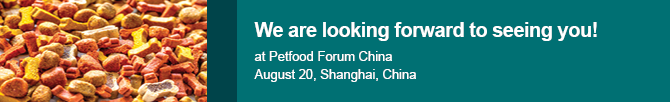 Petfood Forum China