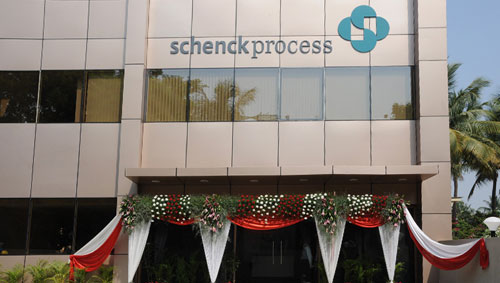 Schenck Process Group in India