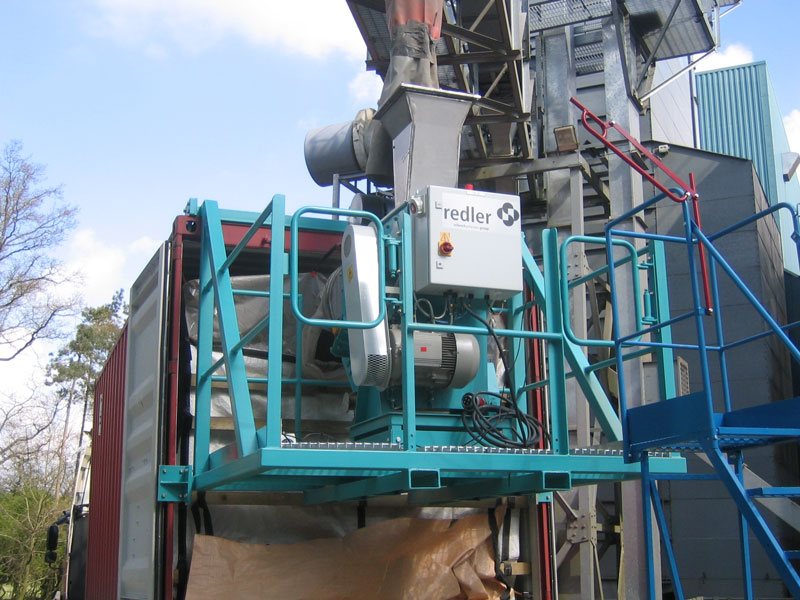 FulFiller® C - Container loading system - Schenck Process