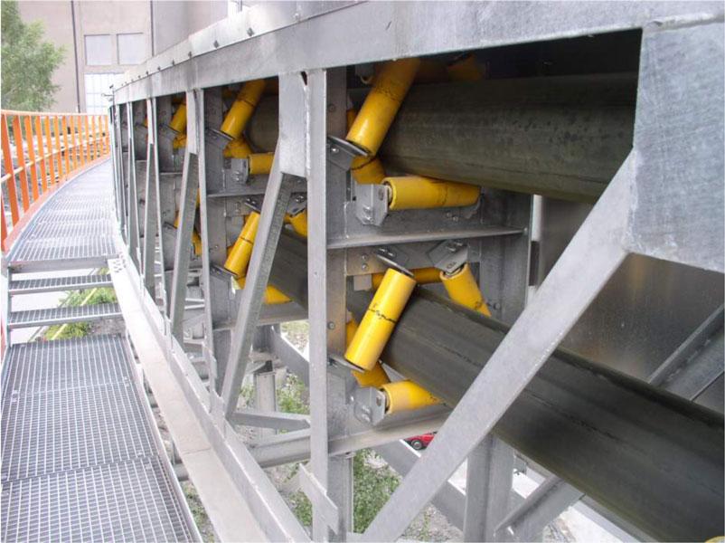 Ленточные конвейеры трубчатые аннинский элеватор воронежская область