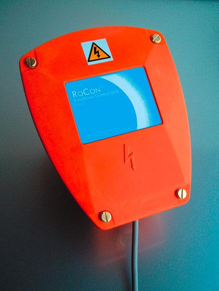 RoCon® Unit - Rotational speed sensor - Schenck Process