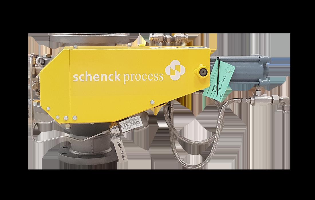 Pneumatic Conveyors | Dense Phase Conveying - Schenck Process UK