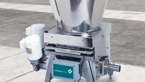 MechaTron® 3-A screw feeder