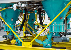 Pneumatic Injection Systems for Metal production