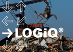 LOGiQ® - Loading automation in the waste industry