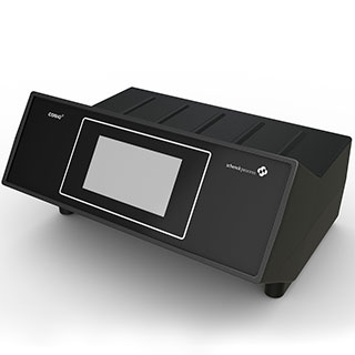 CONiQ® Control - desktop unit front side top
