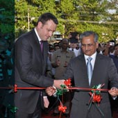 Inauguration of new manufacturing facility in India