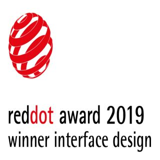 red dot award 2019 winner interface design