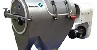 The Kemutec Kek® Centrifugal Sifter