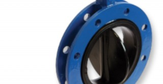 Mucon Flanged Butterfly Valve