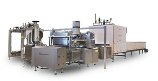 ServoForm Confectionery Depositing Systems 1