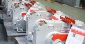 Force exciters ready for shipping