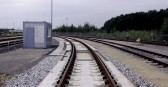 Measuring track curve