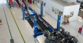 MULTIRAIL® BogieLoad pro installed in 2012 at SIEMENS AG Austria, Rail Systems, Graz plant