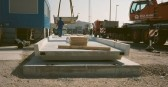 DFT-A weighbridge - Above-ground scales