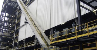 MoveMaster® DC - Bulk Material Handling with Chain Conveyor