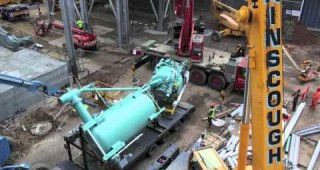 Pneumatic Conveying Systems for Biomass Material, Featuring a Drax Power Station UK