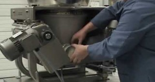 Disassembly of MechaTron®  Coni-Flex® Feeder for Powders