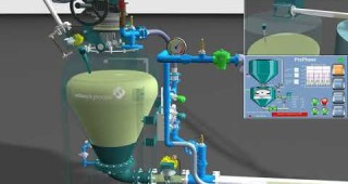 Dense Phase Conveying Pneumatic System with ProPhase Schenck Process