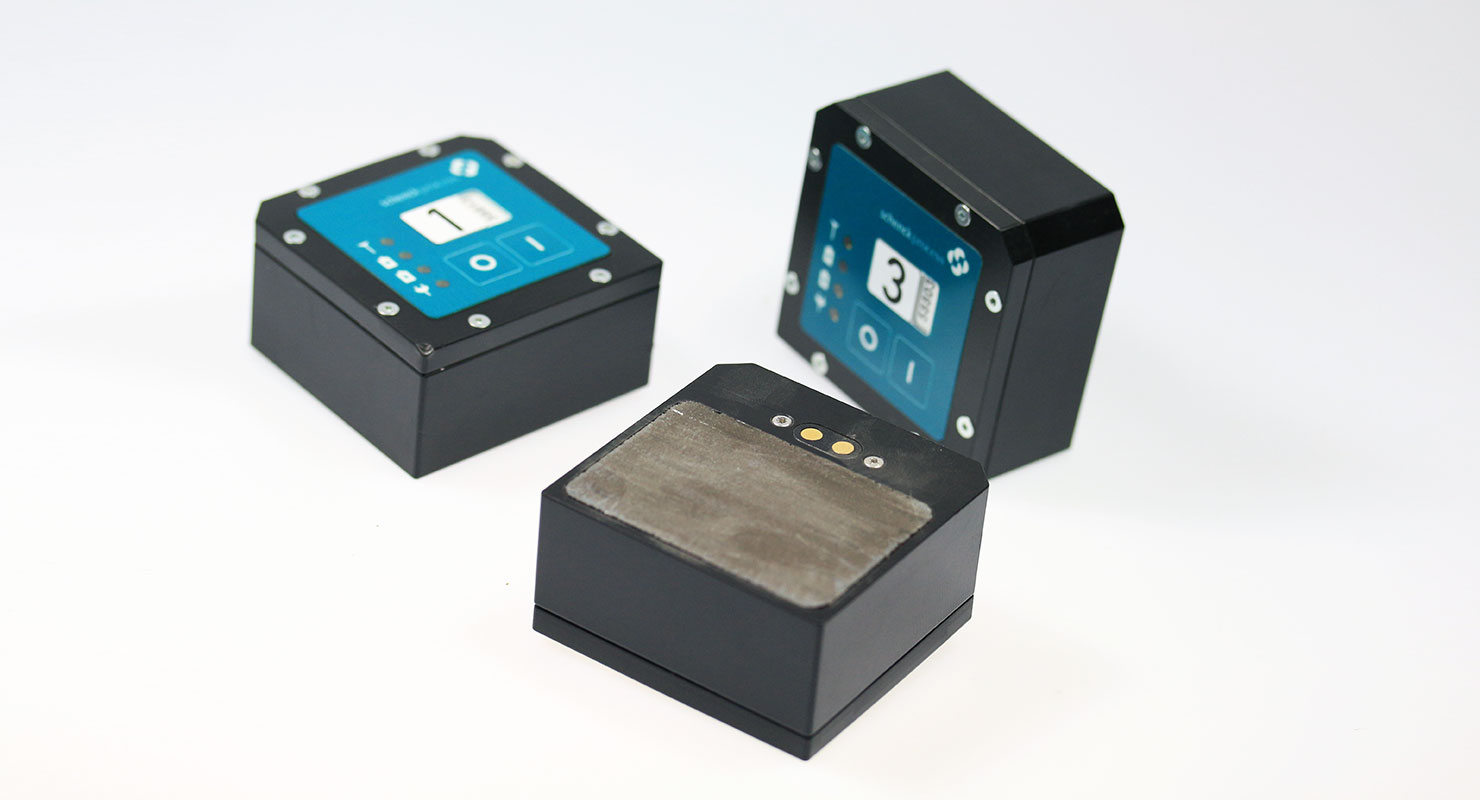 Light-weight, robust and easy-to-use: The CONiQ® Check 3D Motion Sensors